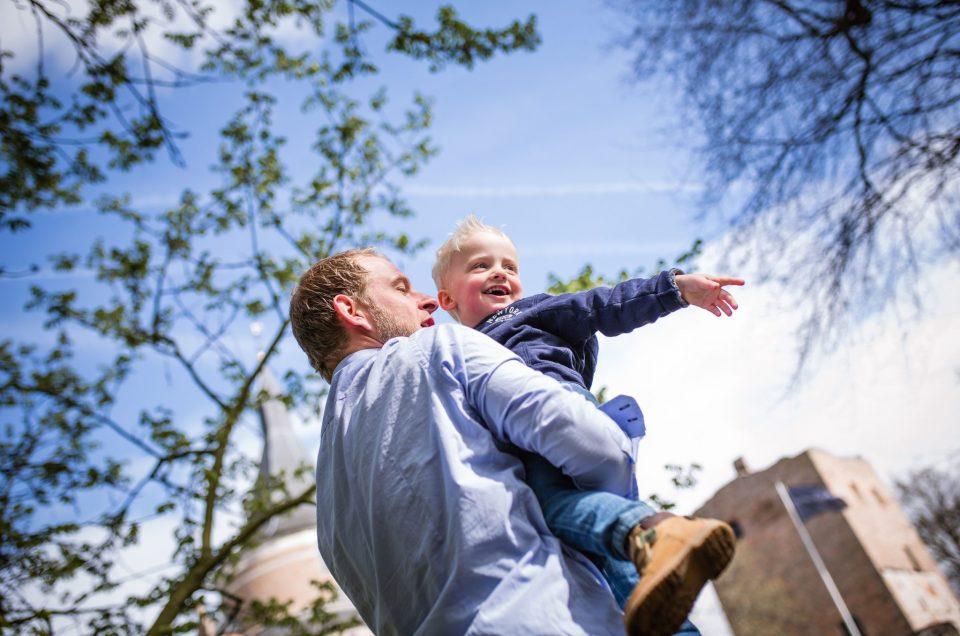 Familie Lith ~ familieshoot te Wijk bij Duurstede omgeving Kasteel Duurstede