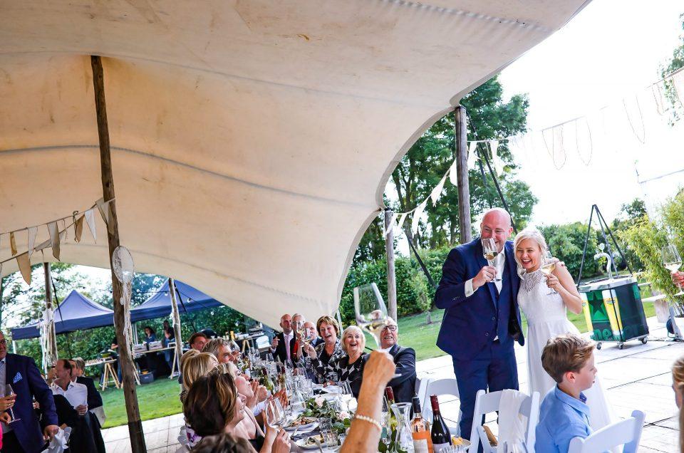 Bruidsfotografie Samaya & Buitengoed Bunnik ~ Jan Willem en Svetlana