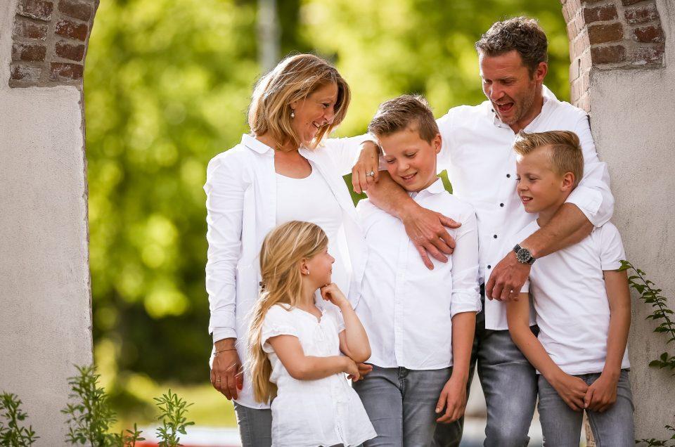 Familieshoot ~ Oude veldoven te Utrecht